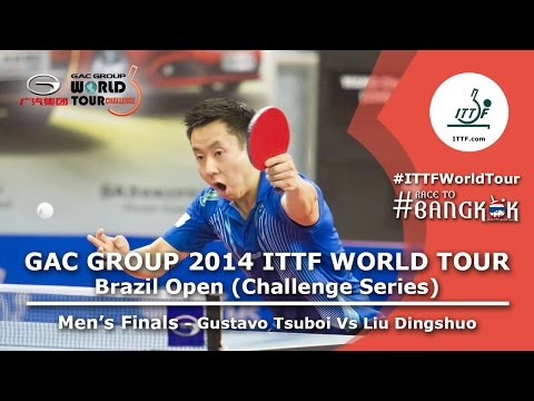 Highlights Final TSUBOI Gustavo BRA LIU Dingshuo CHN