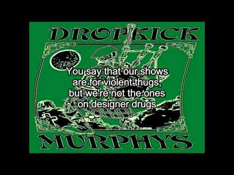 Dropkick Murphys - Pipebomb On Landsdowne