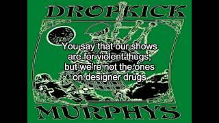 Watch Dropkick Murphys Pipebomb On Lansdowne video