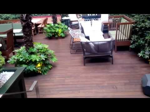Prince de Galle Hotel, Paris – The Patio