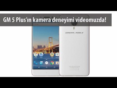 Teknoloji Videoları - GM 5 Plus'ın Kamerası Nasıl Fotoğraflar Çekiyor?