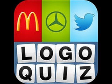 Logo Quiz - English Level's 1-166 Answers - YouTube