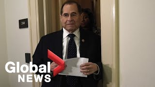 'Trump is wrong': Jerrold Nadler refutes Trump's claims of Mueller report findings
