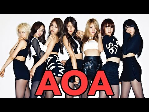AOA TRIBUTE - GODDESSES OF K-POP!