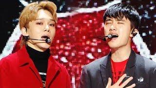 Hot Exo Tempo 엑소 Tempo Show Music Core 20181117