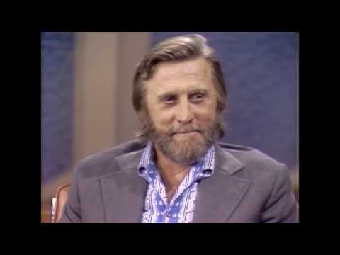 Kirk Douglas Dick Cavett 1971