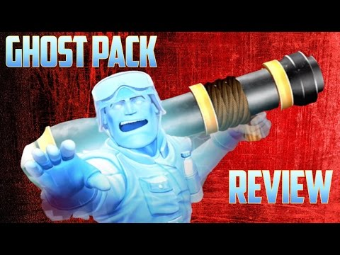 Respawnables Ghost Canon & Ghost Armor Review - Spooky Nights Event