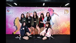 """Rerank""cover""Whatta Man (Good man)-IOI""@The Palladium Cover dance 2018 (Audition#2)190518"