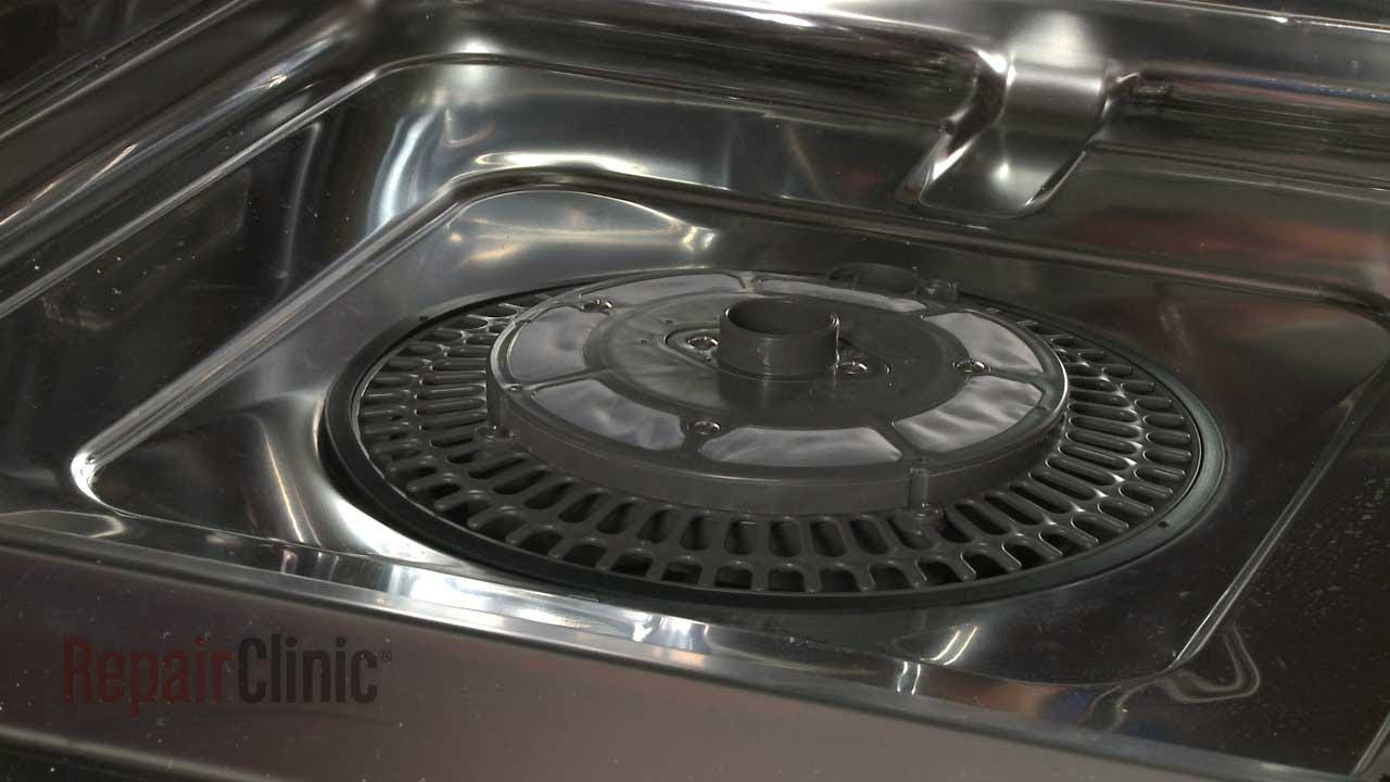 Dishwasher Pump Gasket Replacement Lg Dishwasher Repair