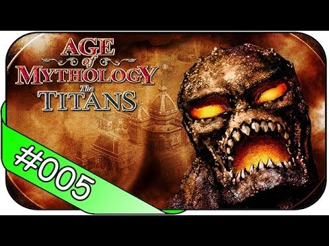 Let's Play Age of Mythology The Titans Mission 5 [German] - Die alte Reliquie