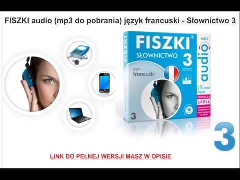 NAUKA FRANCUSKIEGO - Słownictwo 3 I 4 - FISZKI Audio - Szybka Nauka Słówek I Zwrotów