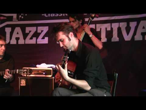 ArtTalentsCom : Jazz Guitarist : Biel Ballester trio&Gustav Lundgreen - When I Was A Boy