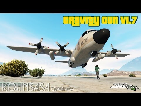 The gravity gun v1.7