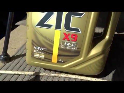 Замена масла в двигателе фольксваген поло седан