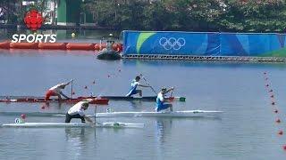 Men's Canoe Double 1000m - Heat 1   London 2012 Olympics