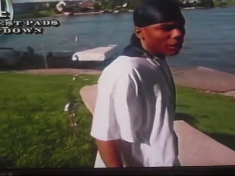 Nelly on MTV Cribs