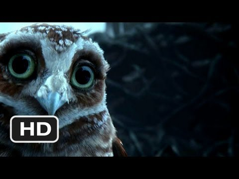 Legend of the Guardians: The Owls of Ga'Hoole #3 Movie CLIP - Name's Digger (2010) HD