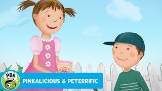 PINKALICIOUS & PETERRIFIC | Planting a Pinkabloom | PBS KIDS