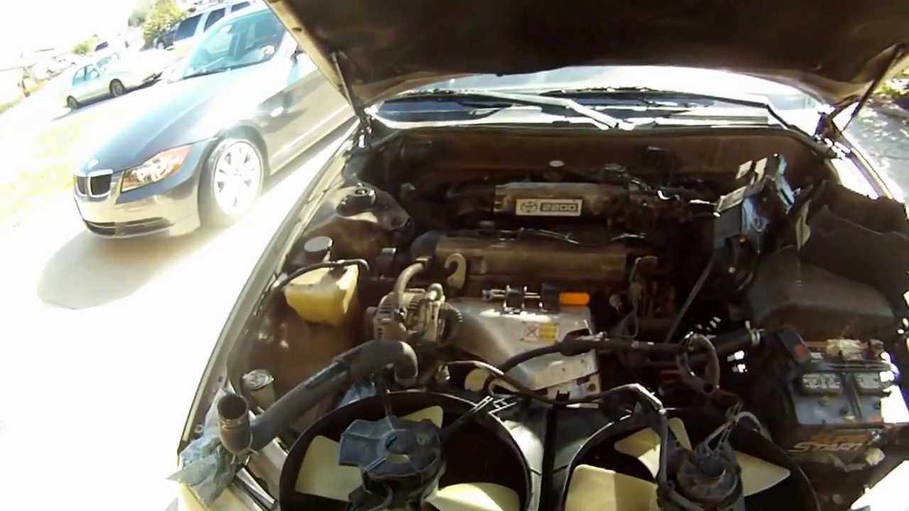 94 Toyota Camry Radiator YouTube