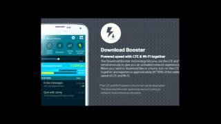 AT&T blocks download booster on Galaxy S5?