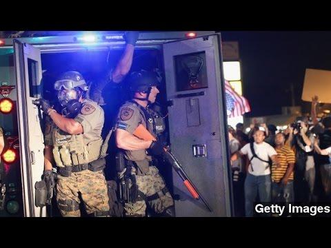 Police In Ferguson Address Violence In Emotional Presser