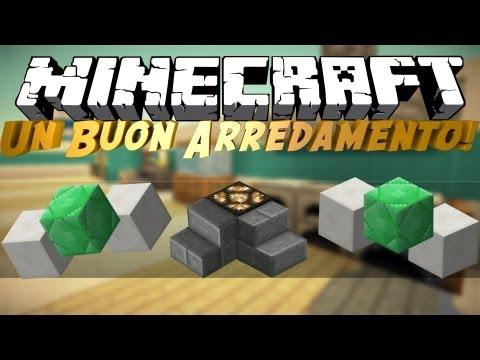 Le Basi Per un Buon Arredamento! | Minecraft Design [By Alex8133]