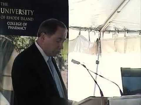Pharmacy Groundbreaking Ceremony