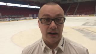 Rantakoneen Valmentajalöylyllä Juuso Hahl