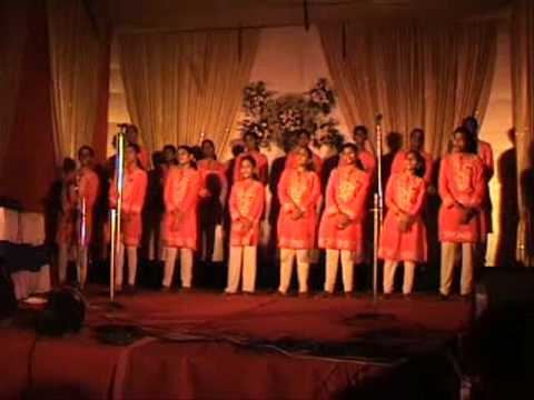 St Johns Tamil Church Christmas Carol video