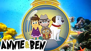 Educational Cartoons for Kids | The World's Clearest Ocean | Explore the World with Annie & Ben 🌏