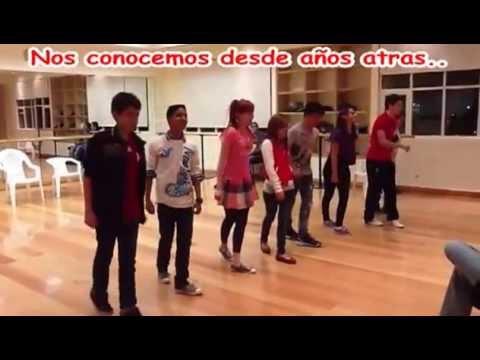 La CQ - Canción completa con Letra.