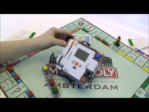 Lego NXT: The Monopoly Assistant