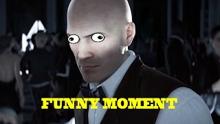 Hitman Beta Gameplay (Funny Moment) - Worst Glitch Ever, Pure Stealth
