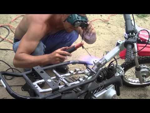 baja wheelie bar