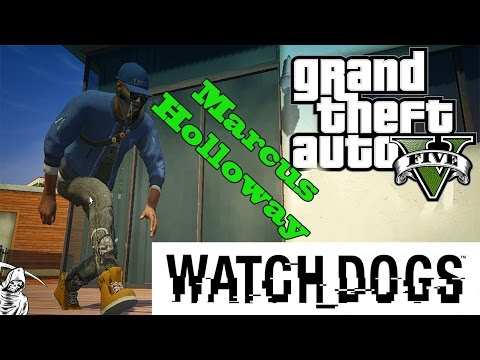 Watch Dogs 2: Marcus Holloway