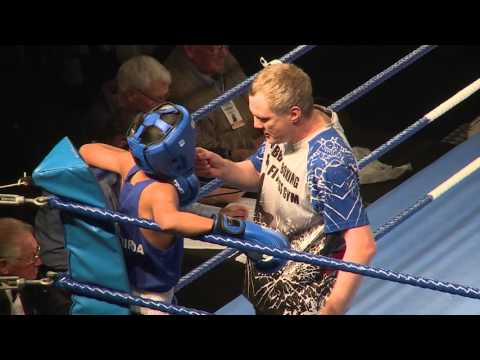 2015 New Zealand boxing Champs Night 1 - Stadium Southland Invercargill - New Zealand