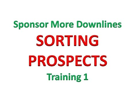 Sponsor more downlines ebook formatting