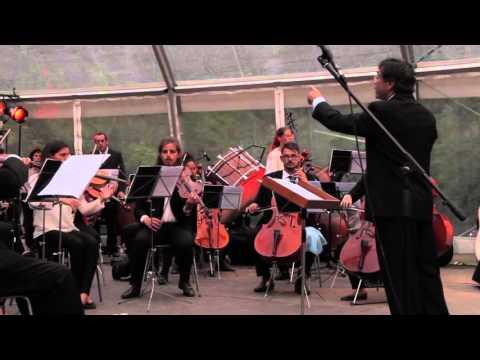 Sons da Água 2015 - Orquestra Clássica Amorevole ( Maestro António Costa )