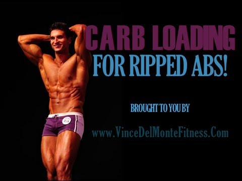 Ripped Abs: Vince Del Monte Reveals His Carb Loading Tips For Ripped Abs