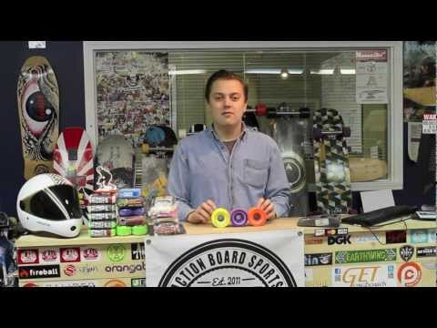 Action Board Sports Reviews The Orangatang Moronga Freeride Slide Wheels