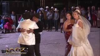 """Puras Polkas Baile Vals del Billete """"Dollar"""" Nieves Zacatecas Boda Lenis y Junior Conjunto Nube HD"""