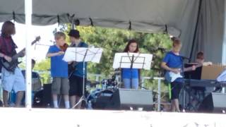 Sycamore Students Perform at Rock & Roll Hall of Fame