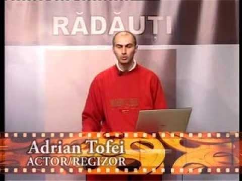 Despre filmele found footage la Cinema News (TV Radauti, 2013)