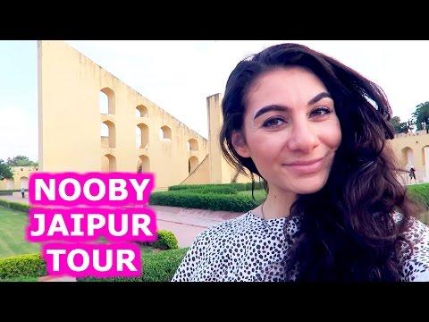 NOOB JAIPUR TOUR | JAIPUR DAY 447 | INDIA | TRAVEL VLOG IV
