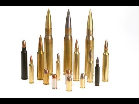 Consolidating Calibers (Ammo Stockpile Philosophy)