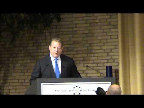 Al Gore in Tilburg