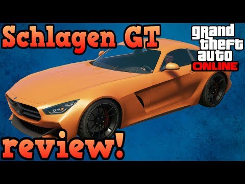 Schlagen GT review! - GTA Online guides
