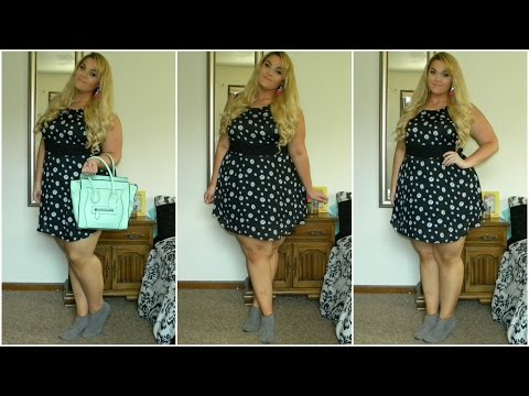 The Curvy Diaries: Summer into Fall OOTD | Plus-Size Fashion