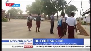 Shock as form three student at Butere High School commits suicide in dormitory