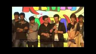 Rowdy Rathore - Music Launch Of Film Ramaiya Vastavaiya